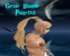 Genie Blonde Ponytail