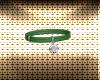 Green Xmas Cat Collar