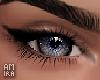 Eyes dark blue