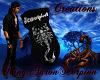 Scorpion Hand Band