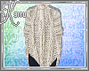 ▲ Long Sweater - white