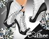 ~AH~ Wild White Boots