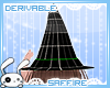 Derivable Witch Hat M/F