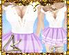 LK* Kawaii Purple Dress