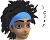 J Clay® BabyBlue Bandana