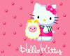 Hello Kitty Car seat
