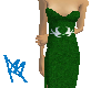 Emerald Wing Gown