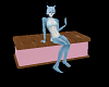 Ice cream sandwich chair