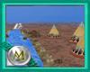 Native Desert Encampment