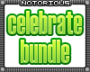 Celebrate Bundle