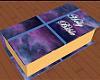Purple Galaxy Bible