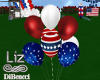 4th Of July Balloons ani