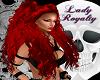 (L) Red Hair