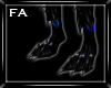 (FA)Dark Feet Blue