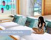 Maldive Spa: Sofa