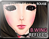 |2' Oriental Blackwing
