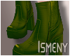 [Is] Fall Boots Olive