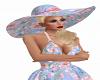 Lovely Floral Hat 2