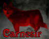 Conesir Red Wolf sign
