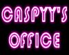 caspyy name plate