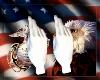 [S] Marine White Gloves