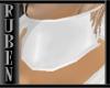 (RM)Pvc white collar
