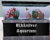 BLk&silver Aquarium