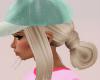 Branka Hat Hair Blonde
