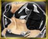 G- BlackSilver Suit
