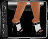 White Pvc Shoes