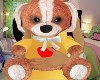 Puppy Plushie Hold Pose