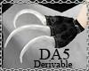 (A) Paw Claw Male