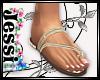 Arabic Wedding Sandals