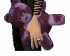 Sweet Purple Bear