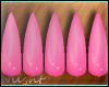 Barbie Nails.