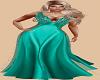 Stunning Mint Green Gown
