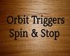 Orbit Trigger Word Sign