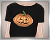 *D Halloween Top Black