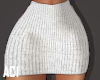 Knitted white skirt! RLL