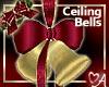 .a Xmas Ceiling Bells