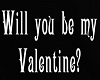 Be My Valentine Trigger