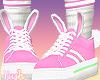 Yu☆ Bunny Shoes