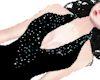 Romantica Dress Black