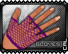 [c] FNET Gloves Purple