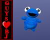 Cookie Monster pet