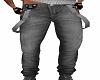 DWH tomboy grey pants