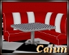 Rock'n 50's Corner Booth
