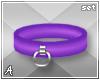 A| Purple Cuff Set (F)