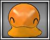 (UW) Goo Head Pet Orange