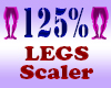 Resizer 125% Legs